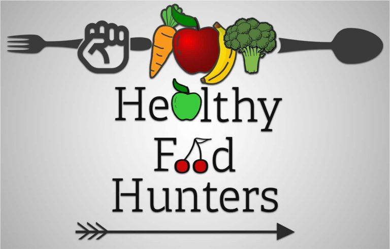 Baner kreiran za Healty Food Hunters - Graficki dizajn, Банер креиран за Хелти Фуд Хантерс - Графички дизајн
