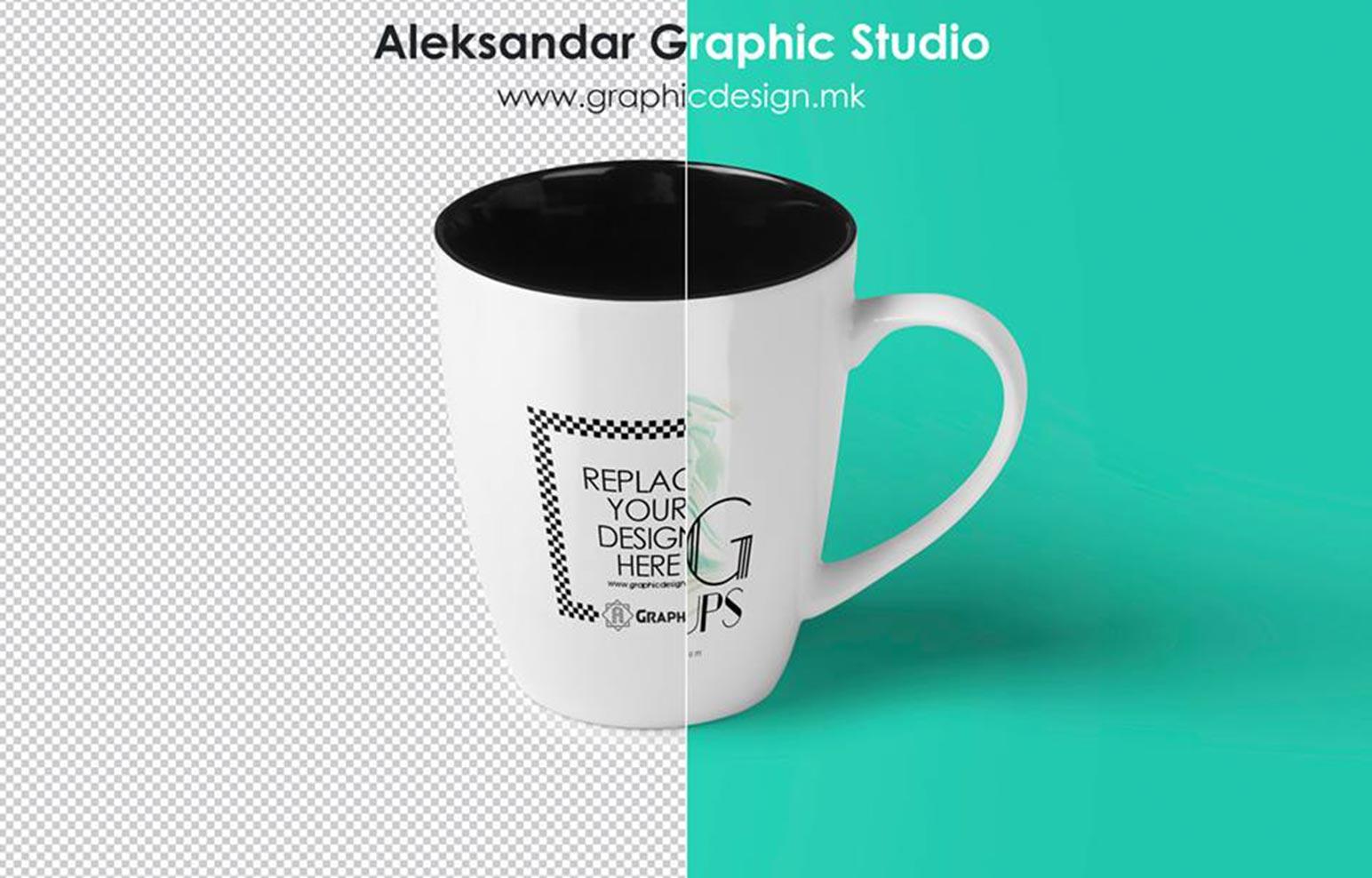 Izrabotka na Mokapi i dizajni za casi za kafe - Graficki dizajn Изработка на мокапи и дизајни за чаши за кафе - Графички дизајн
