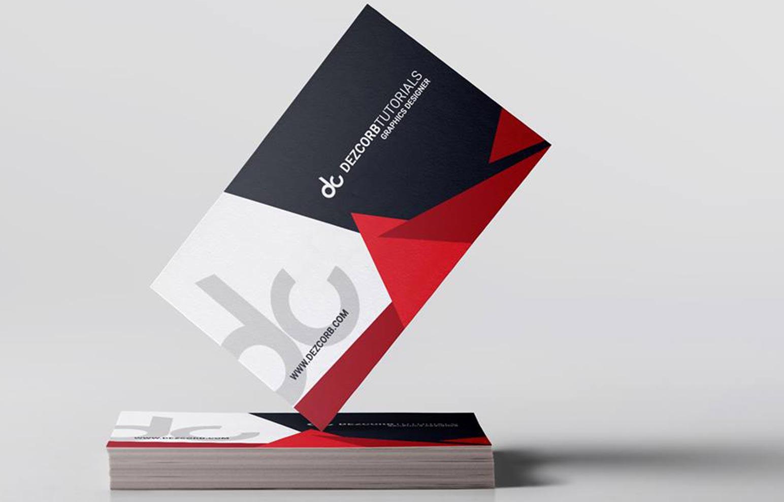 Potrebni vi se vizit karti? - Graficki dizajn, Потребни ви се визит карти? - Графички дизајн