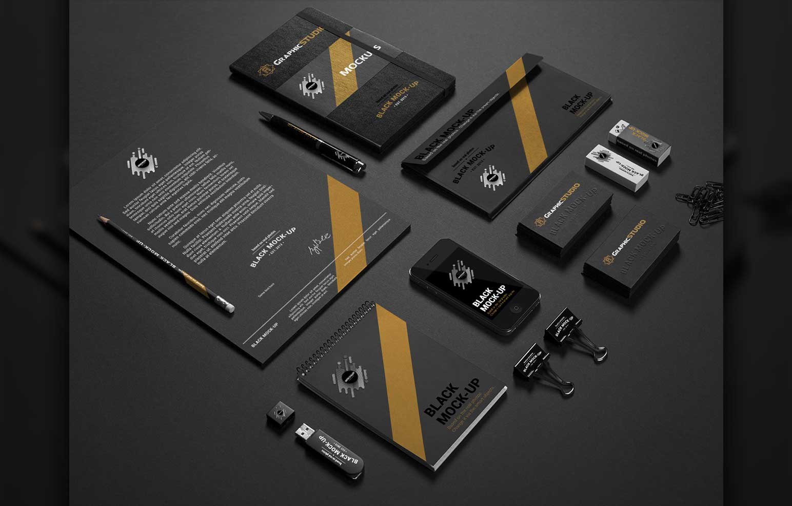Personalizirana kancelariska oprema - Graficki dizajn, Персонализирана канцелариска опрема - Графички дизајн